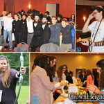 CTeen Leaders Inspired at Retreat