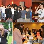 CTeen Leaders Inspired at Retreat