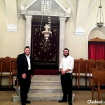 In Economically Battered Greece, Rabbinic Students Offer Comfort to Jewish Community