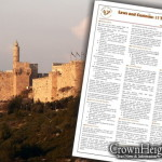 Laws and Customs: 17 Tammuz and the 3 Weeks