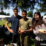 Israeli Soldiers in Indiana Get a Taste of Home