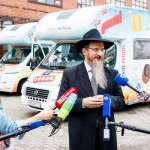 5 Mitzvah Tanks to Cross Russia