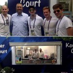 A Winning Match: Kosher Tradition Meets Traditional Wimbledon