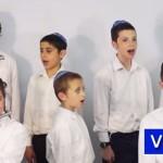 Video: Mamesh Boys Choir Performs 'Ach L'elokim'