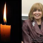 Boruch Dayan Hoemes: Mrs. Sara Sabbagh, 57, OBM