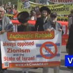 Video: Neturei Karta Join Toronto Anti-Israel March