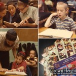 Oholei Torah Calendar Highlights the '70s