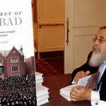 New Chabad Books Sells out at Debut (ad)