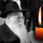 Boruch Dayan Hoemes: Rabbi Eliezer Daniel Meyers, 76, OBM
