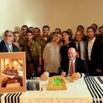 Torah Dedicated to 'Lone Soldier' Who Died for Israel