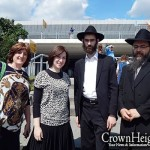 New Shluchim to Hungary