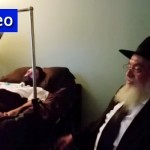 Video: Texas Head Shliach Visits Rabbi Yitzi Hurwitz