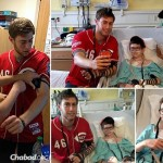 Rabbis Rouse Reds' Rookie to Raise Awareness for Kids With Cancer