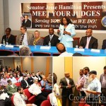 State Senator Hosts 'Meet Your Judges' Event