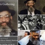 Family to Hold Shloshim for R' Mottel Sharfstein, OBM