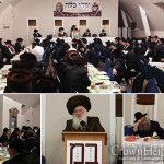 Tannersville Unites for Yahrtzeit of Reb Levik
