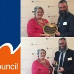 Two Sydney Shluchim Awarded by Council