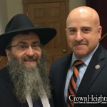 Chabad of Mineola: 'Thank You Police!'