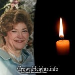 Boruch Dayan Hoemes: Mrs. Devorah Gutnick, 85, OBM