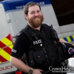 Lubavitcher Constable Receives UK National Award