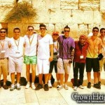 3 Chabad Campus Rabbis Have Led 100 Birthright Trips