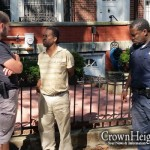 Shomrim Volunteer Tackles Kingston Ave. Thief