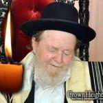 "Boruch Dayan Hoemes: Rabbi Chaim Naftali Vaisblum ZT""L"