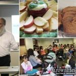 Handwriting Analyst Gives Pre-Rosh Hashana Seminar