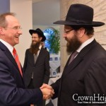 German Officials Celebrate Rosh Hashana with Chabad