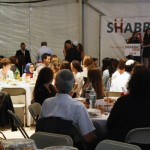 Hundreds Gather for 'Shabbat 1000' at Harvard