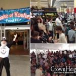 Supermarket Chain Hosts Kosher Food Fair