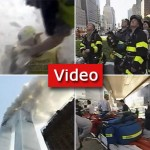 Never Before Seen Footage of Hatzolah on 9/11 At WTC