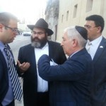 Picture of the Day: Shliach Gives Tour of Muslim Nation