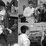 Crown Heights Bar Mitzvah Boys 'Make' Own Tefillin