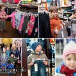 5,000 Jewish Children Receive Winter Clothing