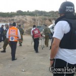 IDF Soldier Wounded in Gush Etzion Stabbing Attack