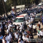 Thousands at Funeral of Couple Murdered by Terrorists