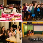 High Schools Unite for Friendship Circle Kickoff