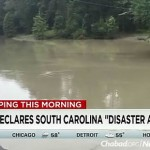 South Carolina Chabad Centers Mobilize to Help Flooding Victims
