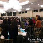 100 Attend Event on Strengthening Sholom Bayis