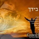 Avraham Fried Releases New Single: Riboin