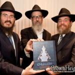 New Kehot Chumash Bound for Success