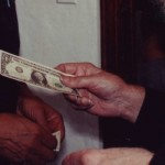 Story: When the Rebbe Took Back His Dollar