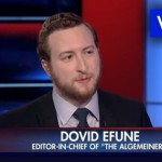 Algemeiner's Dovid Efune: Palestinian Incitement Similar to Nazi Dehumanization of Jews