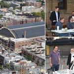 Kinus Production Team Plan to Transform the Armory