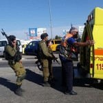 Female IDF Soldier Stabbed; Condition Critical