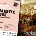 Wednesday: Seminar on Domestic Abuse