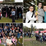 100s Turn Out for Sydney's Sukkos Hakhel Event