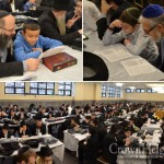 Fathers Join Sons to Learn Chassidus at ULY