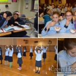 Bais Rivkah Teen Club Begins 4th Year with a Bang